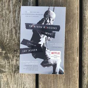 Thirteen Reasons Why Novel Jay Asher